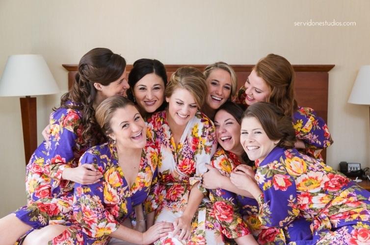 Alison & Bridesmaids