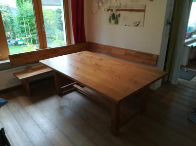 Eckbank, Tisch Eiche rustikal