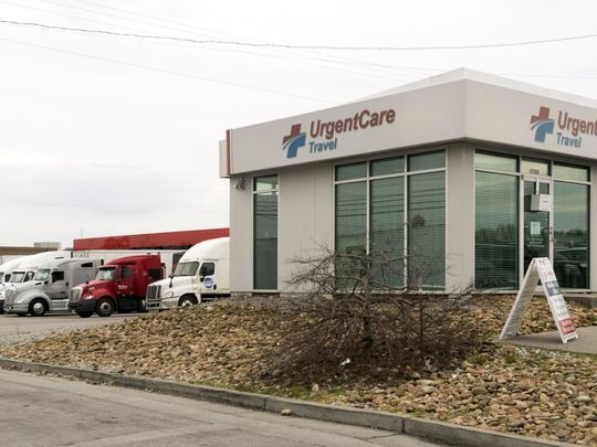 Clinics at Pilot Flying J stores aim to help truckers beat chronic health challenges