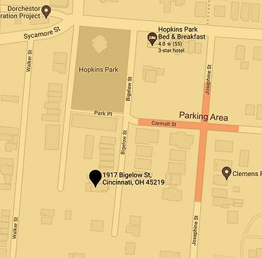 Cinco Parking Map.png