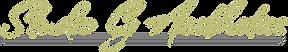Studio G Aesthetics Logo