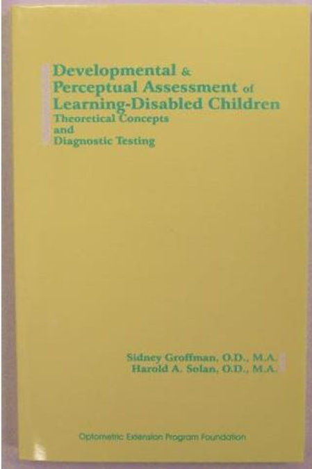 Developmental & Perceptual Assessment of Learning-Disabled Children