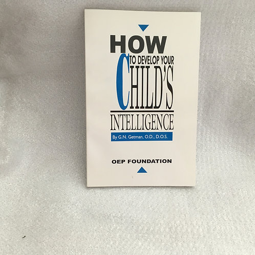 How to Develop Your Child's Intelligence  Getman