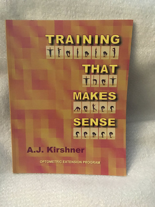 Training That Makes Sense   Kirshner   OEP