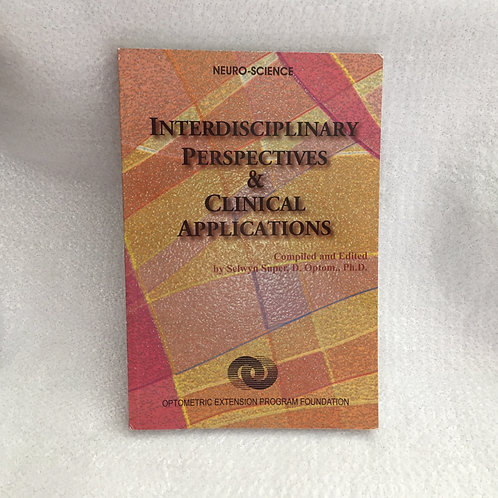 InInterdisciplinary Perspectives and Clinical Applications  Selwyn Super