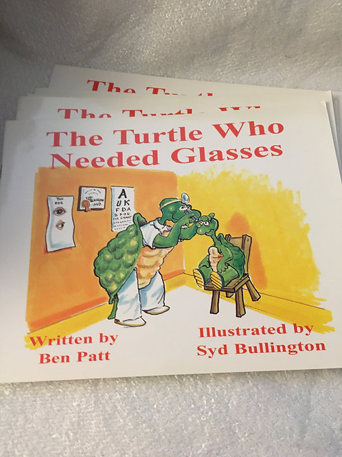 The Turtle Who Needed Glasses