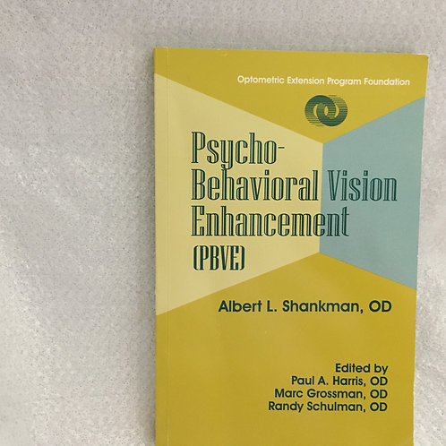 Psych-Behavioral Vision Enhancement    Shankman
