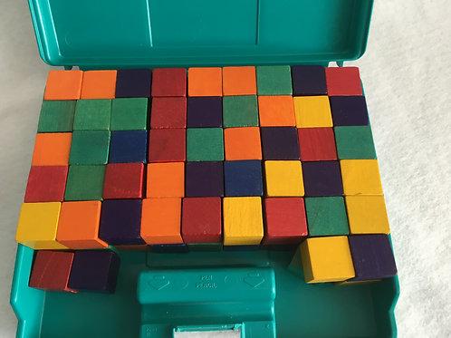 Inch cubes DLM