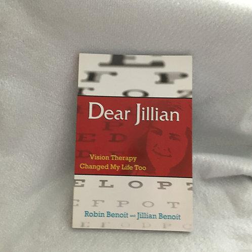 Dear Jillian
