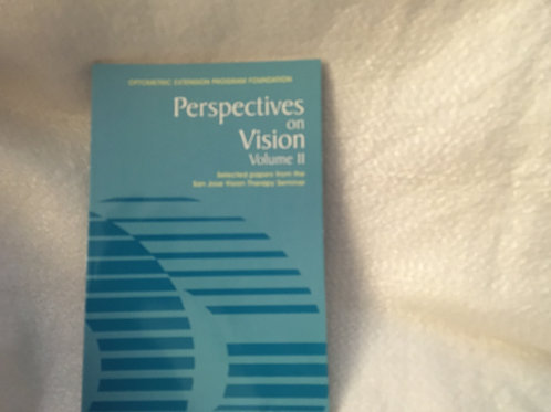 Perspectives on Vision - Volume 2