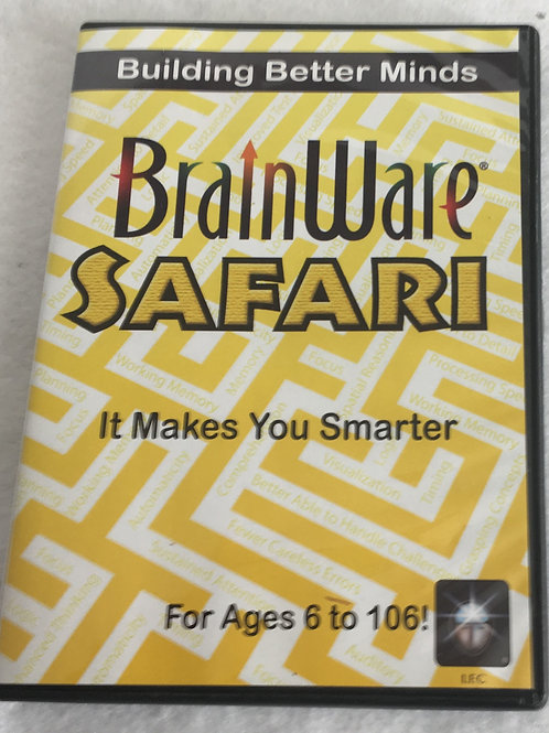 *Brainware Safari therapy