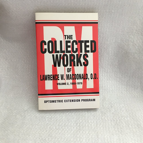 Collected  Works of Lawrence MacDonald  Volume 2