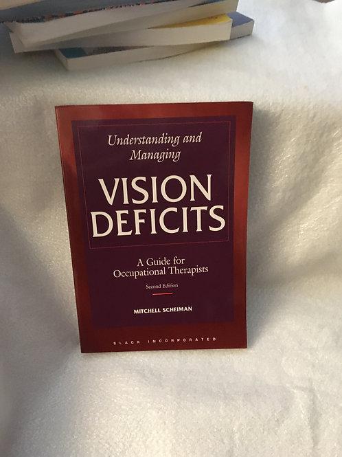 Vision Deficits    Scheiman