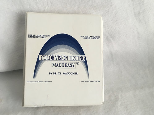 Waggoner Color Vision