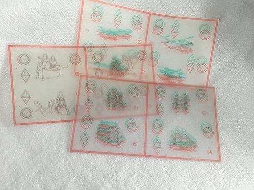 Bernell, BC 70 series:  $11.50  2 piece  set