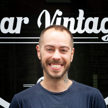 Jean-Max Giguere, bar owner