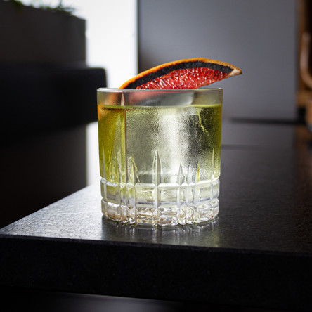 White Negroni by Lukas Lavoie