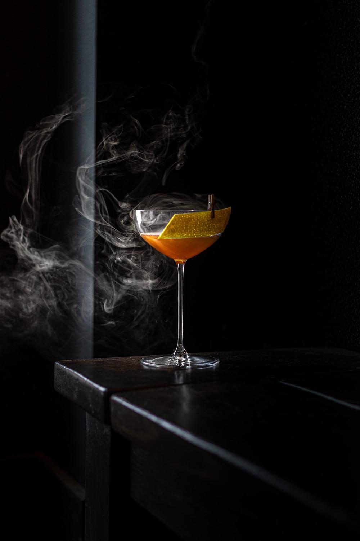 Hotel Appa, a cocktail creation by Elizabeth Schneider