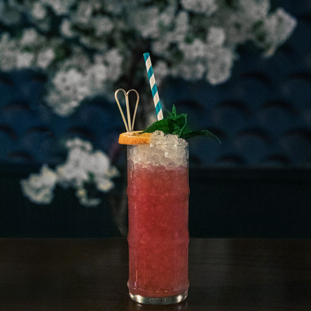 A cocktail creation by Alfred Siu