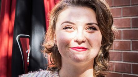 Allie Martin, beverage director