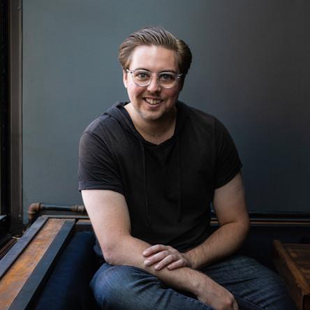 Brenton Mowforth, photographer & Cocktail Content Creator