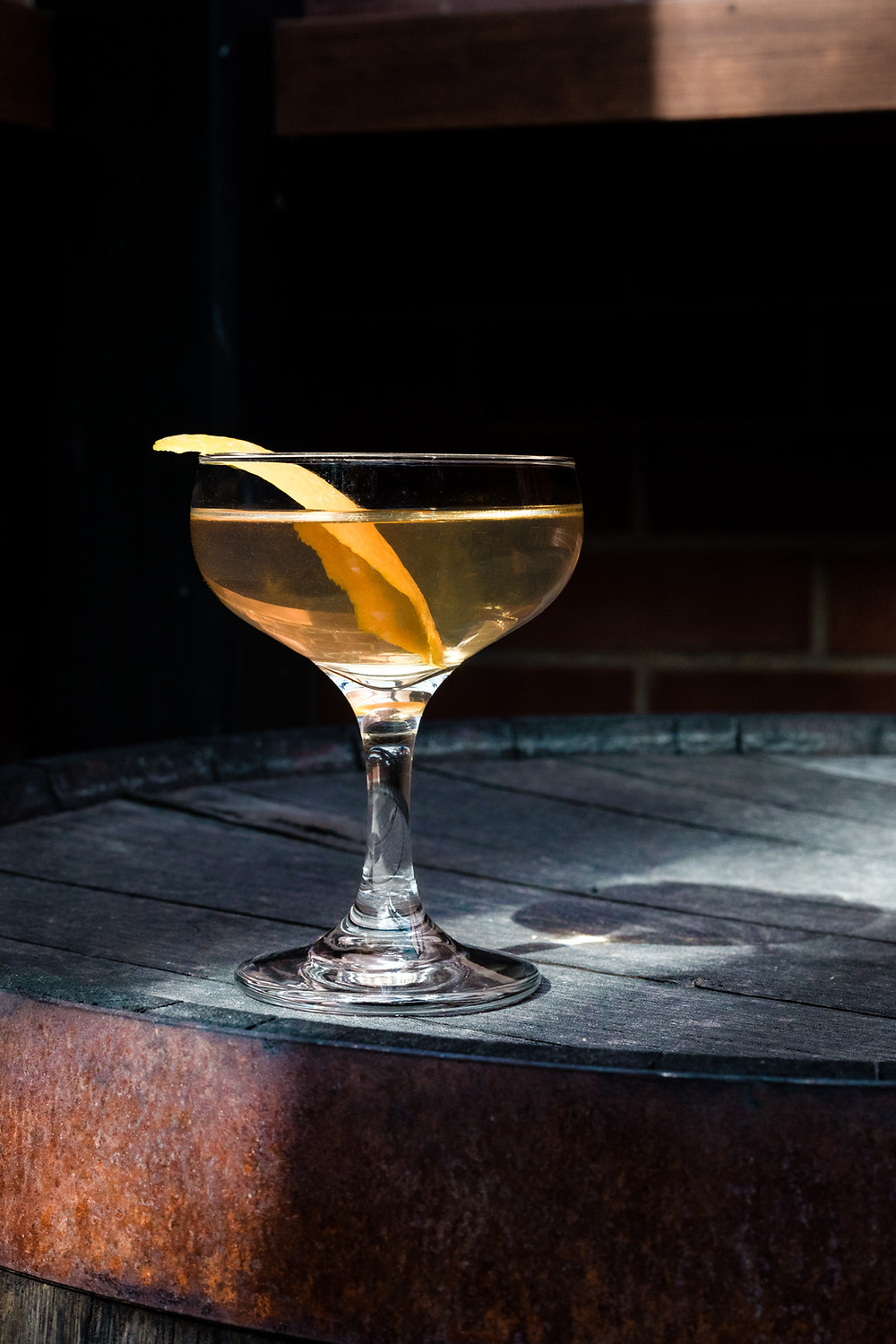 A cocktail recipe by Allie Martin, from Calgary, Alberta