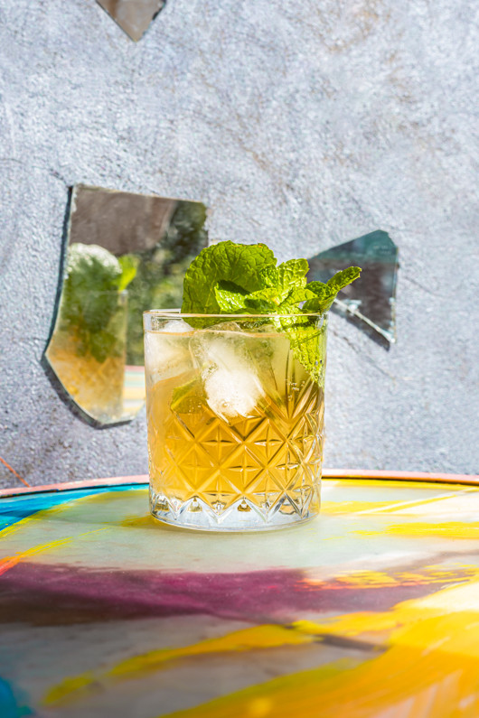 A cocktail recipe by Claire Freel