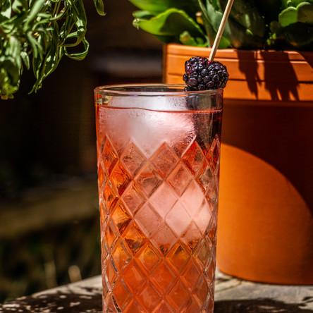 A cocktail creation by Manu Ruiz