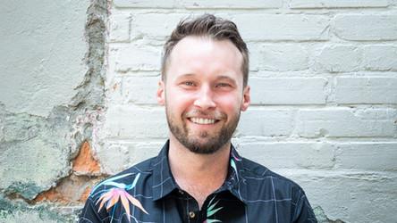 David Bulters, head bartender & entrepreneur