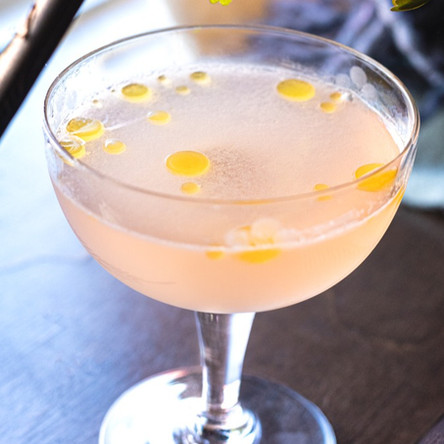 Sicilian Sour, a cocktail recipe by Adrian Chappell