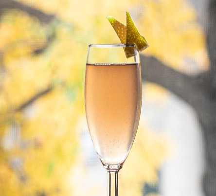 French 236, a cocktail recipe by Cher Diller and Jason Strohan