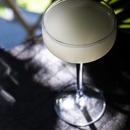 A cocktail creation by Gia Bach Nguyen