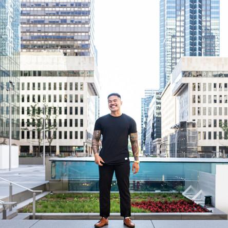 Van Anthony Quilatan, portfolio specialist