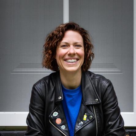 Julie Belanger-Cateysson, sales & events coordinator