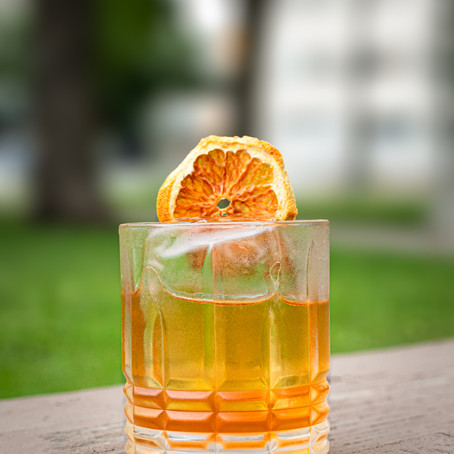 Old Fashioned by Alexander James Armstrong aka The Hobby Drink Chef