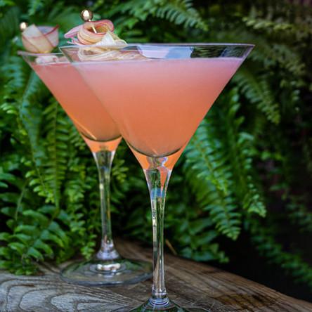 A cocktail creation by Julie Anna Pilote