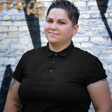 Asilex Rodriguez, bar manager