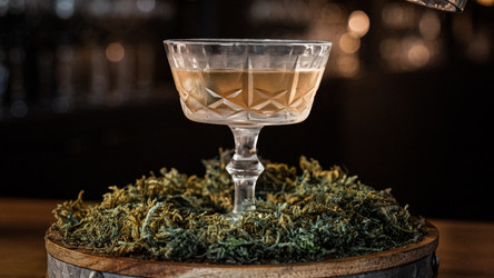 Corso Gin Martini by Michelle Kanis