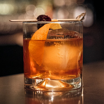 Old Fashioned recipe, by Danielle Pingert