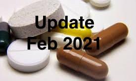 SINEMET Supply Shortage Update – February 2021