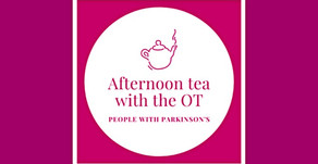 Afternoon Tea with the OT