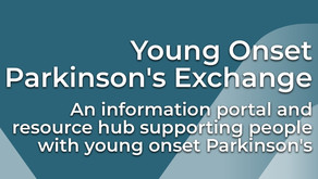 Young Onset Parkinson's eXchange App (YOP-X) Official Release