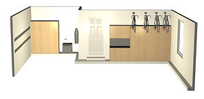 and wall mounted shelving, and garage organization systems
