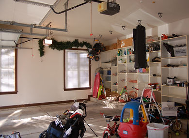 Ready to begin your garage organization project