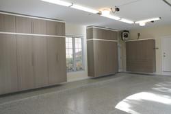Driftwood Garage Cabinets 12