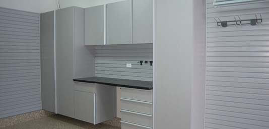 Twinsburg, OH - Garage Cabinets