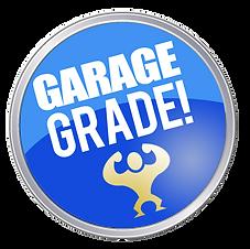 Garage Grade Tough Cabinets