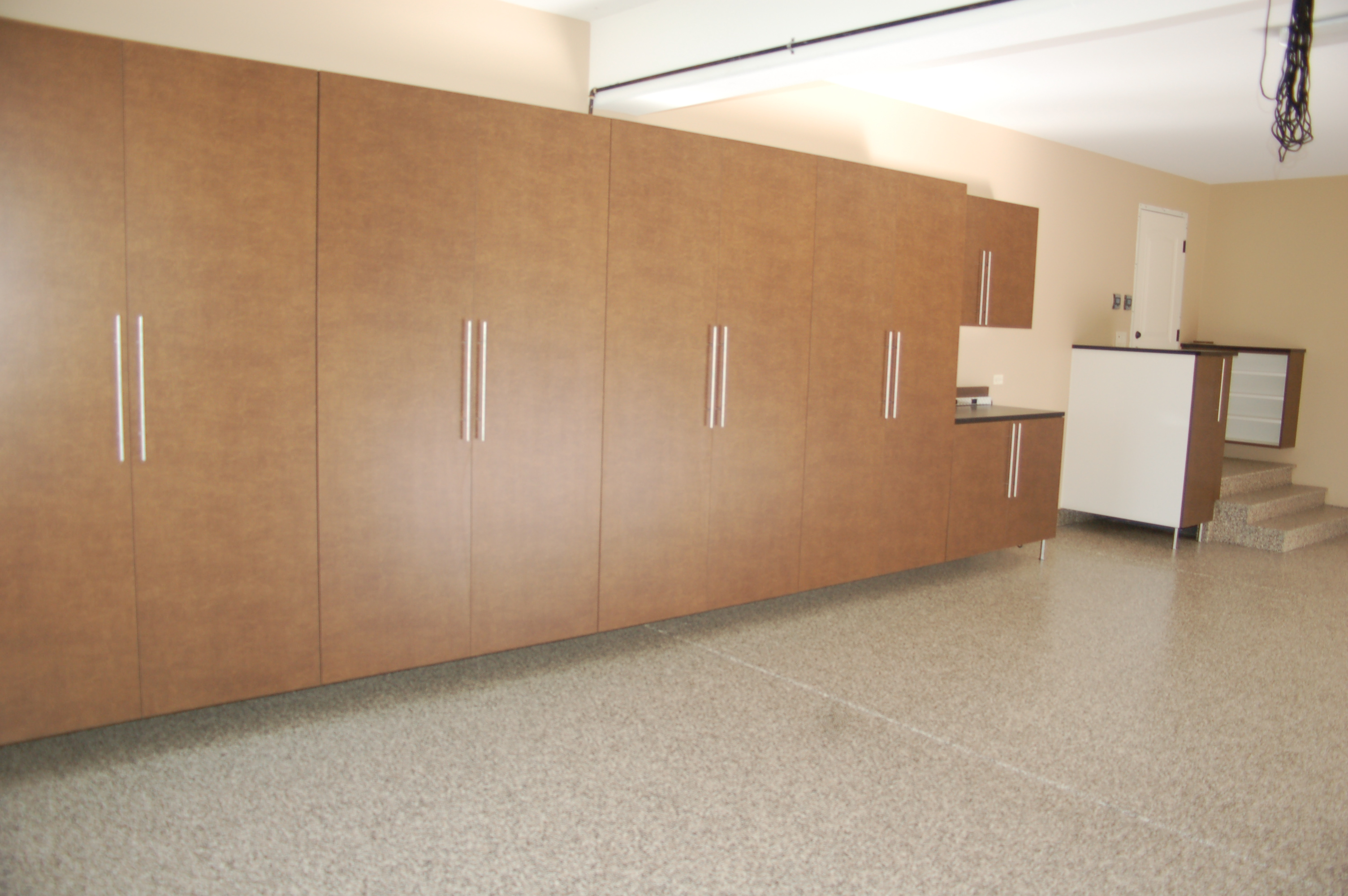 Copper Blaze Garage Cabinets 10