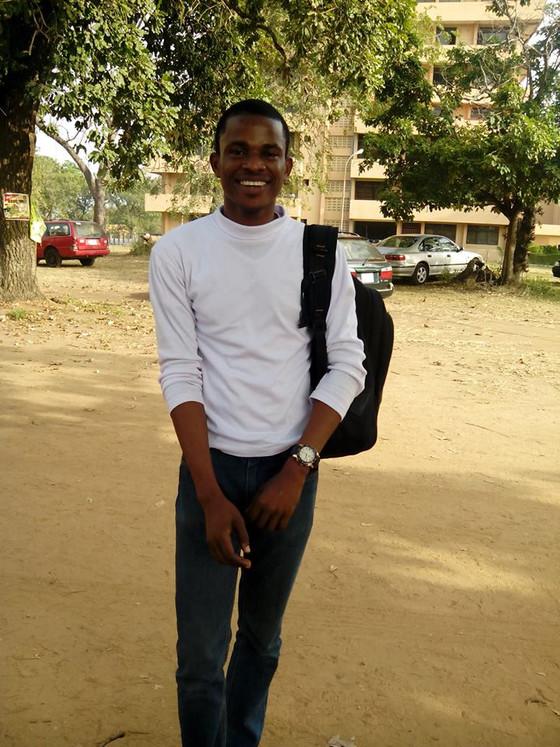 See Me, Move Me, Feel Me Part Three: Abubakar Wasiu Sheyi