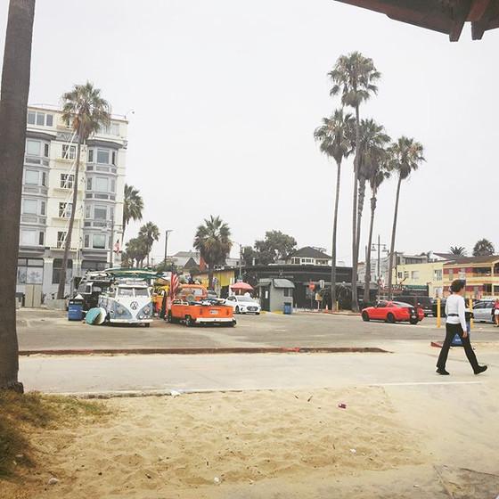 Days 2-4 in L.A.